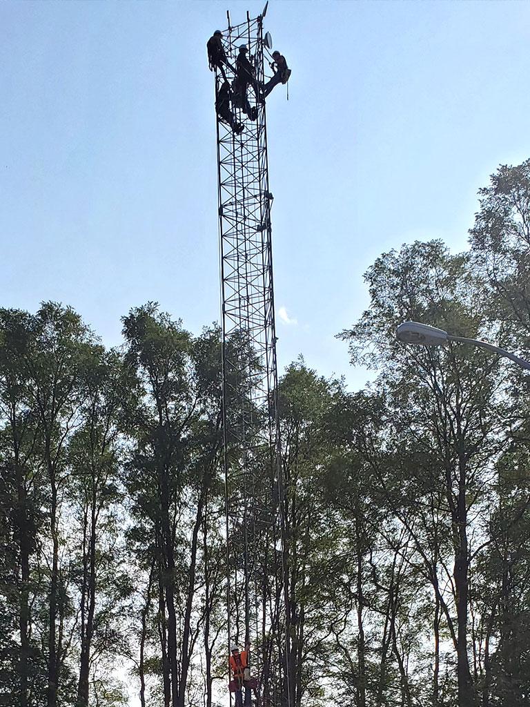 Tower Climb Training
